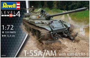 T-55A/AM
