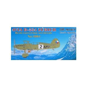 AVIA B-534 Z?RICH