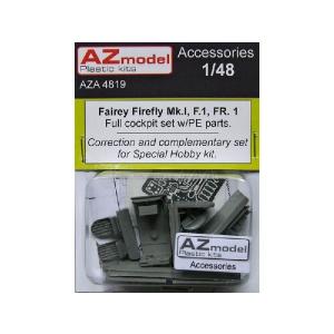 FAIREY FIREFLY MK.I,F.1,FR.1