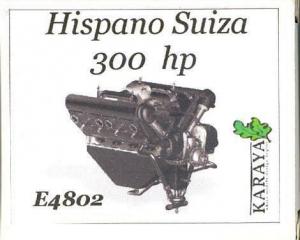 HISPANO SIUZA 300 HP