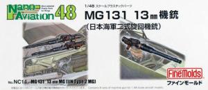 MG131 13mm MG (IJN Type 2 MG)