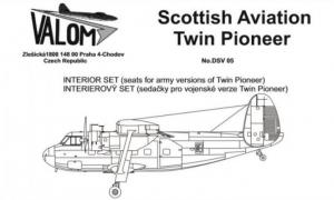 Scottish-Aviation Twin Pioneer
