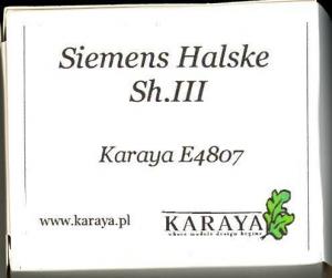 SIEMENS HALSKE SH.III