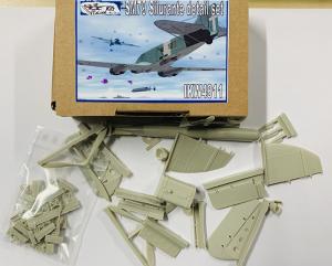 SM-79 AS/SILURANTE SUPERDETAIL SET