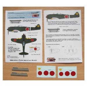 TA-DAN BOMBS FOR KI-44