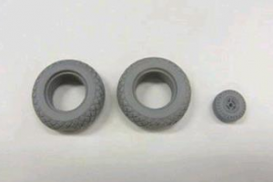 WEIGHTED TIRES FOR HORTEN