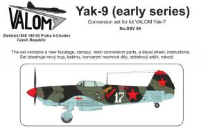 YAK-9 EARLY