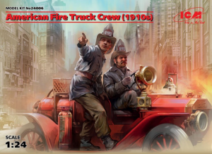American Fire Truck Crew