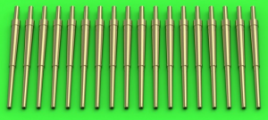 British 4.5in/45 (11.4 cm) QF Marks I, III and IV (18pcs)