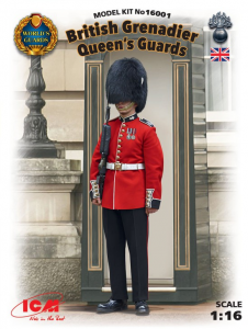 British Grenadier Queen's Guards
