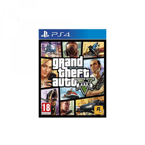 Grand Theft Auto V  - USATO - PS4