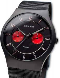 Orologio uomo Bering Titanium
