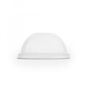 Coperchi a cupola in PLA SENZA FORO - linea Premium