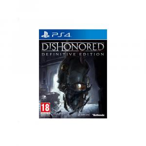 Dishonored - Definitive Edition - USATO - PS4