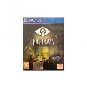 Little Nightmares - USATO - PS4
