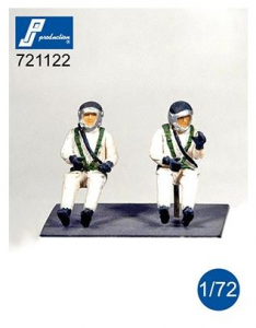 French high altitude pilots