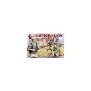 GURKHAS, BOXER REBELLION 1900