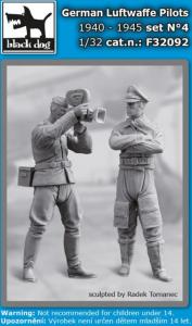 German Luftwaffe polots N°4 1940-45