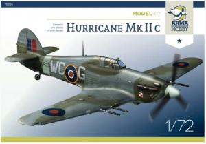 Hurricane Mk IIc