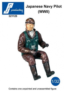 Imperial Japanese Navy Pilot