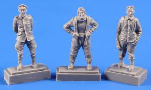 German WWI Airmen - pilot (H.G.)
