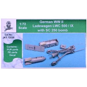 LADEWAGEN LWC 500/IX