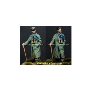 Panzer Officer 1 Pz. Div. #1