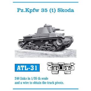 PZ.KPFW 35 (T) SKODA