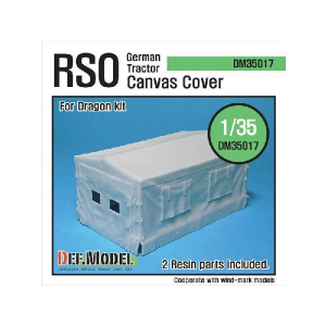 RSO TRACTOR CANVERS COVER