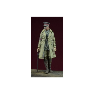 TANK CORPS STAFF OFFICER