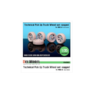 TECHNICAL PICK UP TRUCK
