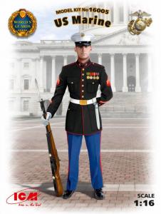 US Marines Sergeant
