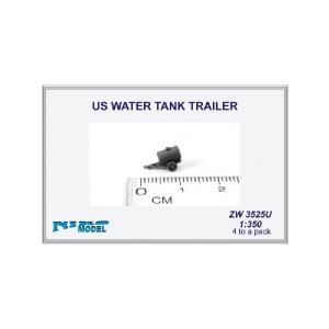 US WATER TANK TRAILER