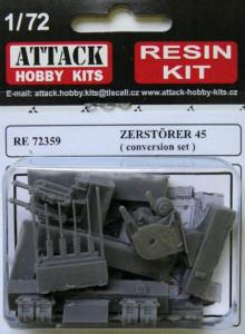 ZERSTORER 45