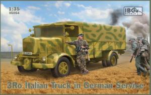 3Ro Italian Truck in German Service