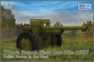75mm French Field Gun Mle