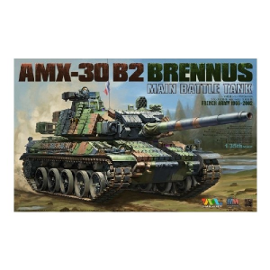AMX-30B2 BRENNUS