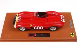 Ferrari 290 Mm Mille Miglia 1956 M. Fangio #600 Ltd 200 Pcs 1/18