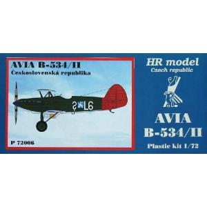 AVIA B-534/II CSR