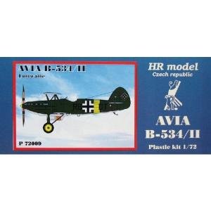 AVIA B-534/II LUFTWAFFE