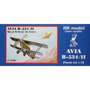 AVIA B-534/II ROYAL HELLENIC AF