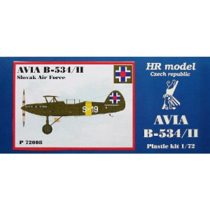 AVIA B-534/II SLOVAKIA (INCL. PE)