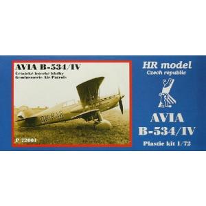 AVIA B-534/IV GENDARM.AIR PATROLS