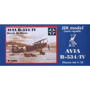 AVIA B-534/IV SLOVAK AIR FORCE (INCL. PE)