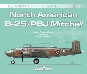 B-25/PBJ MITCHELL