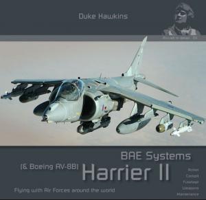 BAE Systems Harrier II & Boeing AV-8B Harrier II