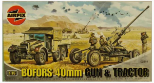 BOFORS GUN & TRACTOR