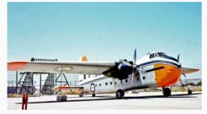 Bristol 170 Freighter Mk.21