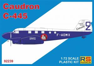 Caudron C-445