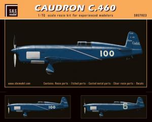 Caudron C.460